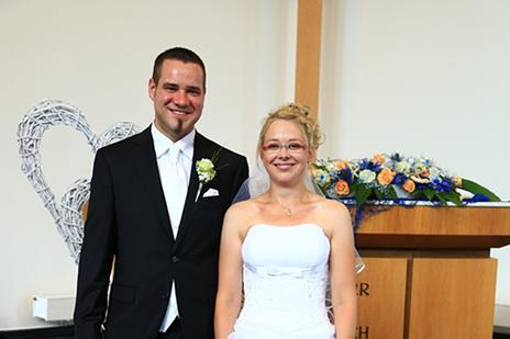 Weitere Hochzeiten in WHV-Mitte - Neuapostolische Kirche ...